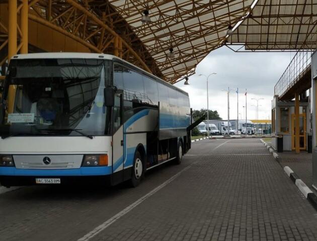Заборона в'їзду: скількох іноземців не пустили в Україну волинські прикордонники. ВІДЕО