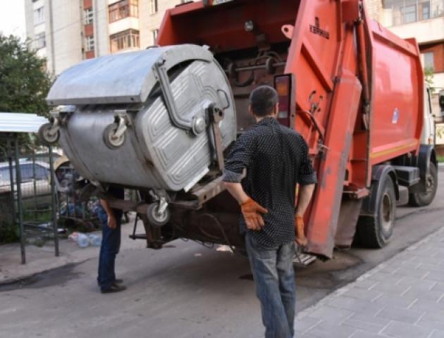Лучанин вимагає не поливати двори і вулиці стоками нечистот зі сміттєвозів