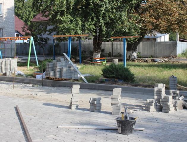 Біля двох будинків у Луцьку наведуть лад за 180 тисяч гривень