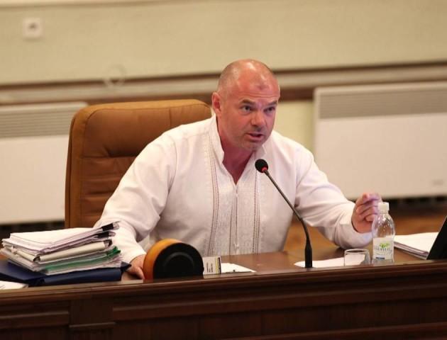 Депутатам Волинської облради не сподобався звіт Державної фіскальної служби