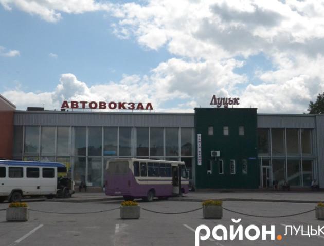 Розбірки на луцькій автостанції: керівництво каже, що Герун втік, коли приїхала поліція