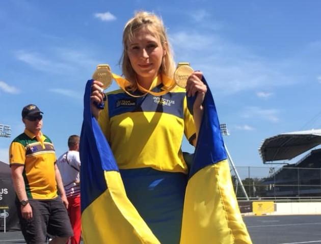 Українці здобули 20 медалей на «Іграх Нескорених»