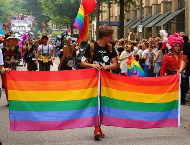 У Луцьку влаштовують зустріч з колишнім геєм