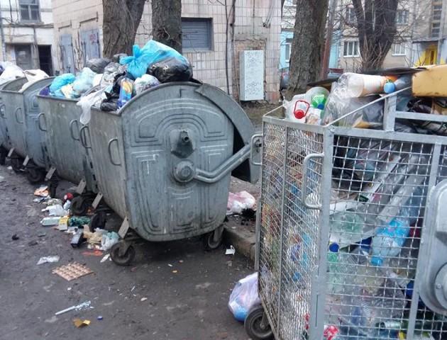 Поліщук розповів, коли вирішиться питання з вивозом сміття в Луцьку