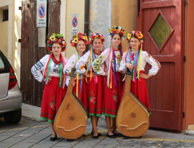 Волинські бандуристки перемогли на міжнародному конкурсі «Премія Ланчіано»