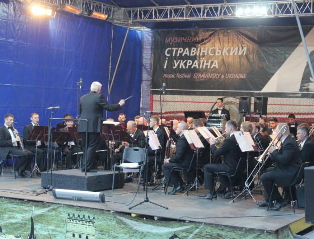 У Луцьку стартував ювілейний фестиваль класичної музики «Стравінський та Україна». ФОТО