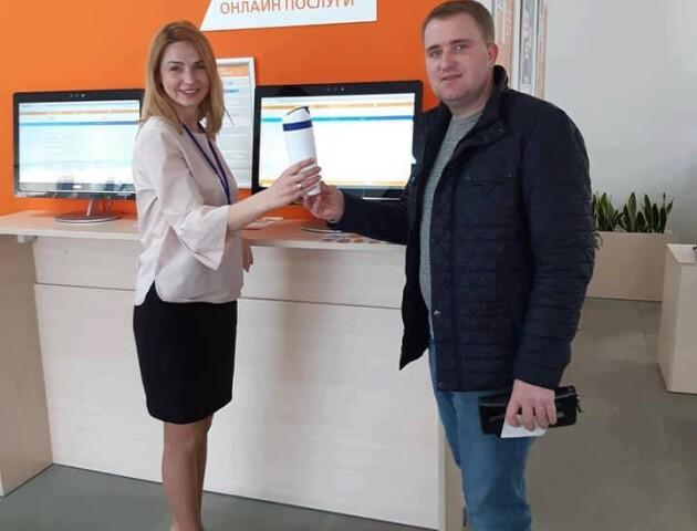 «Волиньгаз» долучився до всеукраїнської акції «Газ у смартфоні»