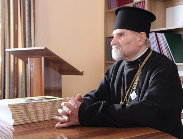Помер найстаріший священик волинської єпархії, який був настоятелем собору в Луцьку