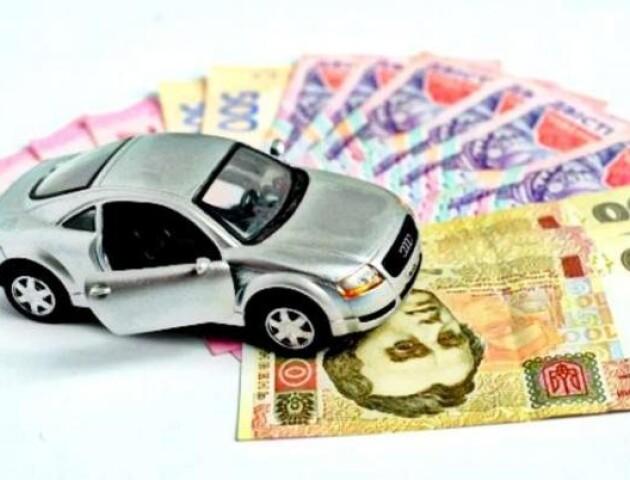 Луцьк отримав 1,7 мільйона гривень від транспортного податку