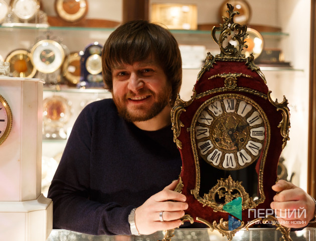 Бізнесмен-«самооборонівець» збирається відкрити у Луцьку Музей годинників
