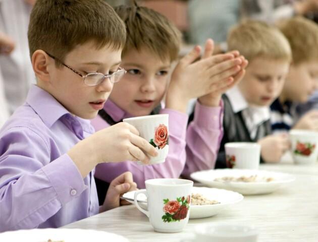 У Луцьку визначили категорії дітей, які у школах харчуватимуться безкоштовно