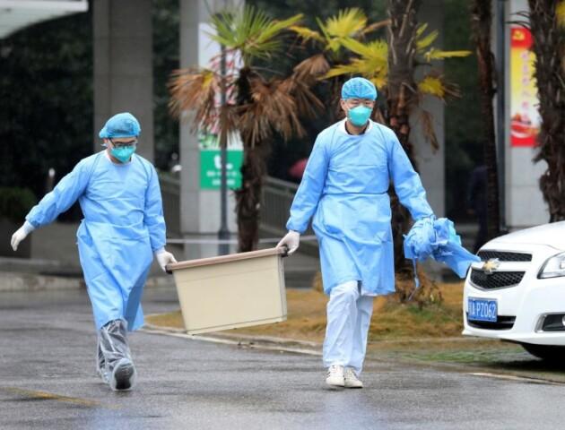 Волинянам розповіли, як захиститись від небезпечного китайського вірусу