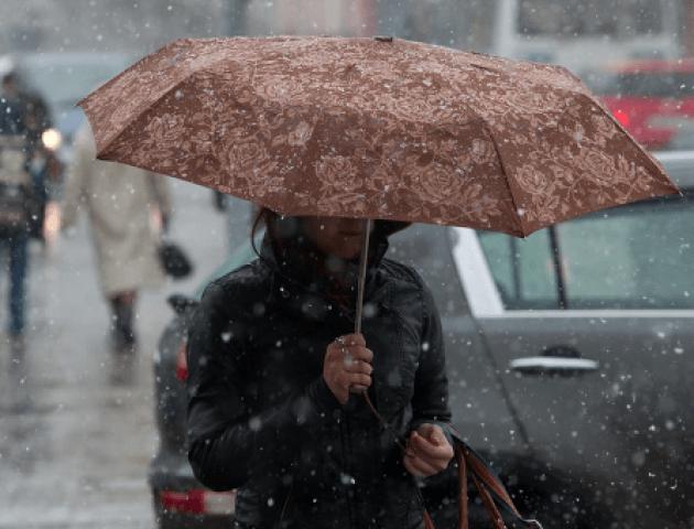 Хмарно і з дощем: якою буде погода в Луцьку та в області 27 грудня