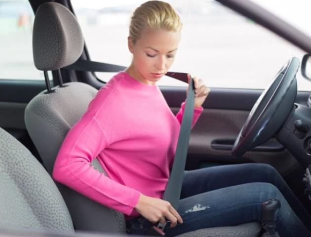Скільки луцьких водіїв пристібаються ременями безпеки. ДОСЛІДЖЕННЯ