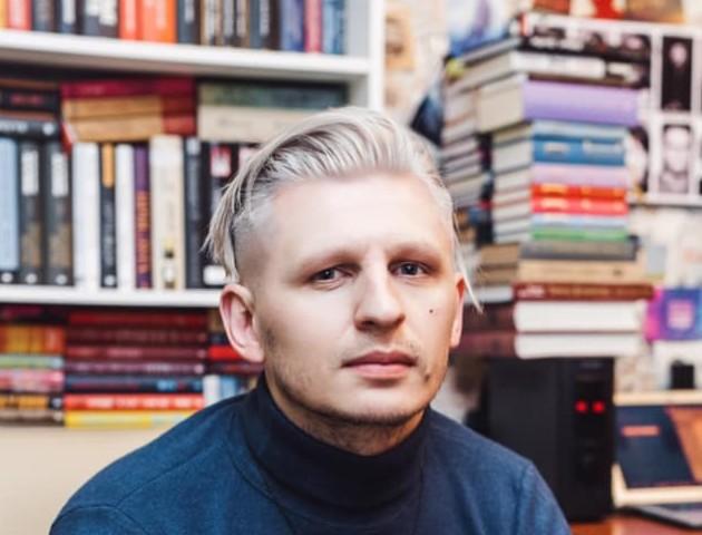 «Я створив альтернативний світ» – Сергій «Колос» Мартинюк про свою другу книгу