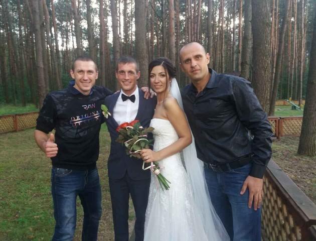 Одружився боєць 51-ї бригади. ФОТО