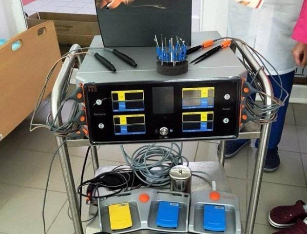 Волинська обласна дитяча лікарня отримала унікальне хірургічне обладнання
