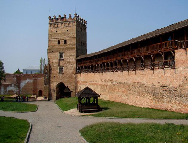 Луцький замок – серед найбільш містичних в Україні
