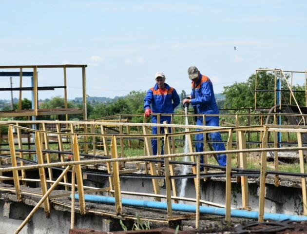 «Луцькводоканал» розпочав масштабну реконструкцію очисних споруд