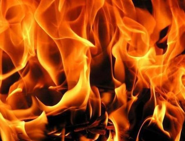 На Волині у пожежі загинув чоловік