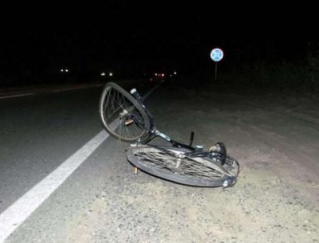 На Волині розшукують водія, який на смерть збив велосипедиста