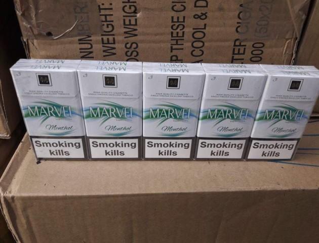 Контрабандний рекорд: на Волині виявили найбільшу партію цигарок у цьому році