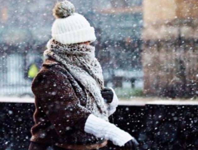 Перший сніг і мороз до -8: якою буде погода у листопаді