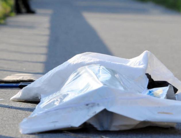 На Волині знайшли тіло загиблого чоловіка