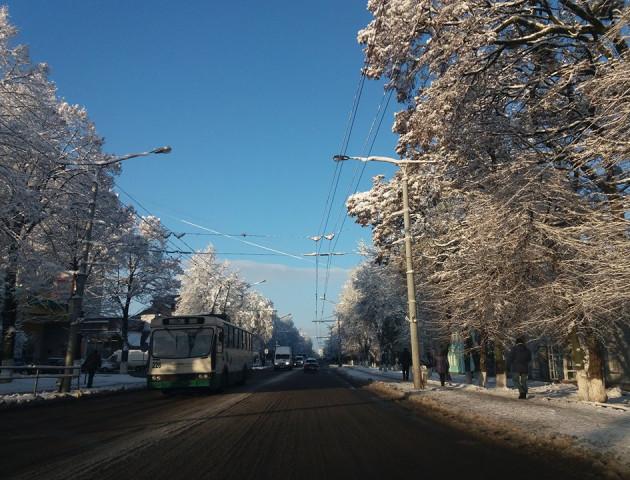 «Луцьк готовий до зими», – головний комунальник міста Юрій Крась