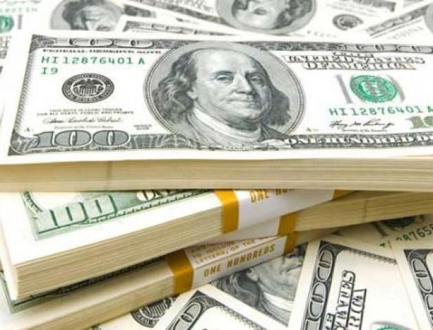 Курс валют у пунктах обміну Луцька на 28 грудня