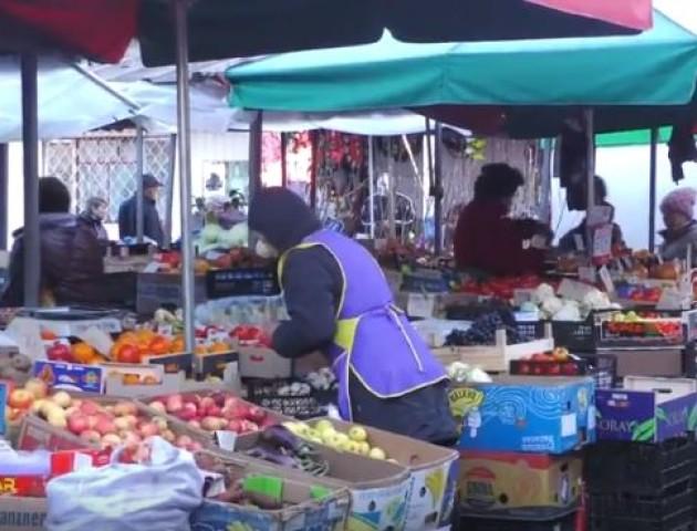 Лучани довіряють якості продуктів на ринках. ВІДЕО