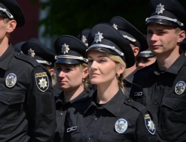 У новорічну ніч в Луцьку працюватиме майже сотня поліцейських
