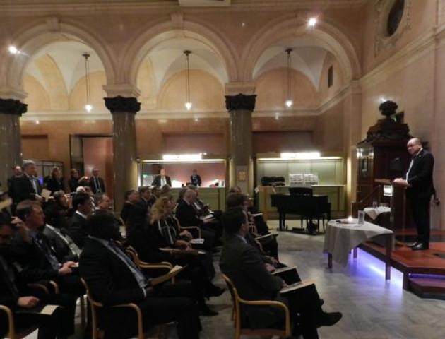 Шведський парламент вперше вшанував пам'ять жертв Голодомору