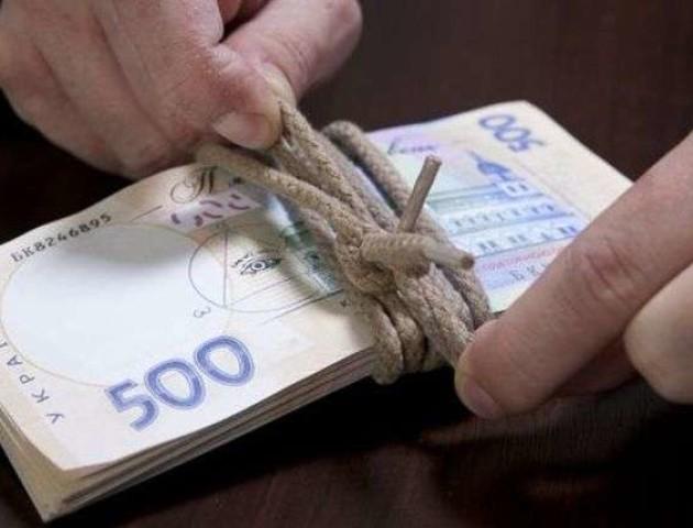Посадовець Волинської обласної дитячої лікарні розтратив 400 тисяч гривень