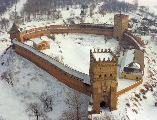 Масляну святкуватимуть у Луцькому замку