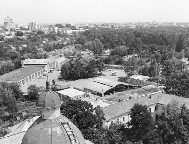 Показали фото Старого ринку Луцька за 1988 рік. ФОТО