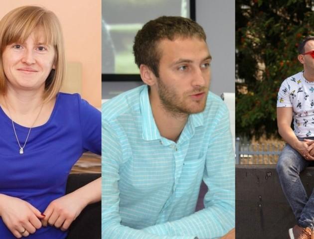 #ХорошіЛюдиНавколоНас: Наталя Пахайчук, Микола Собуцький та Євген Тихонов