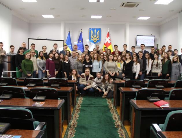 У Луцьку відбулася презентація конкурсу «Молодіжна столиця України»