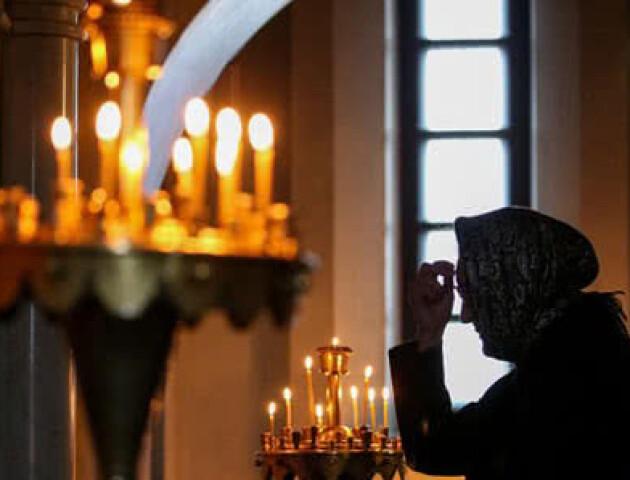 «Бог у серці, а службу можна слухати на вулиці», - заступниця голови Волинської ОДА
