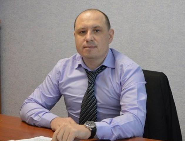 Глава поліції Волині представив свого нового заступника