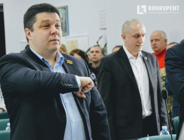 На заступника мера Луцька завели «кримінал»
