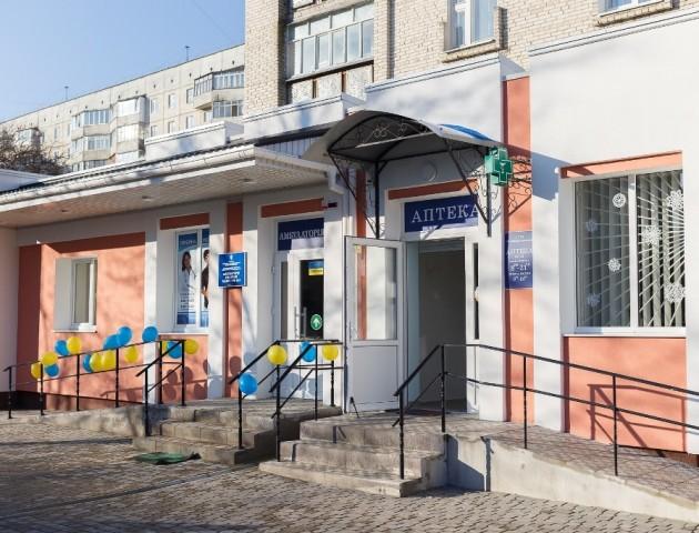 Як виглядатиме нова амбулаторія на 40-му у Луцьку. ФОТО