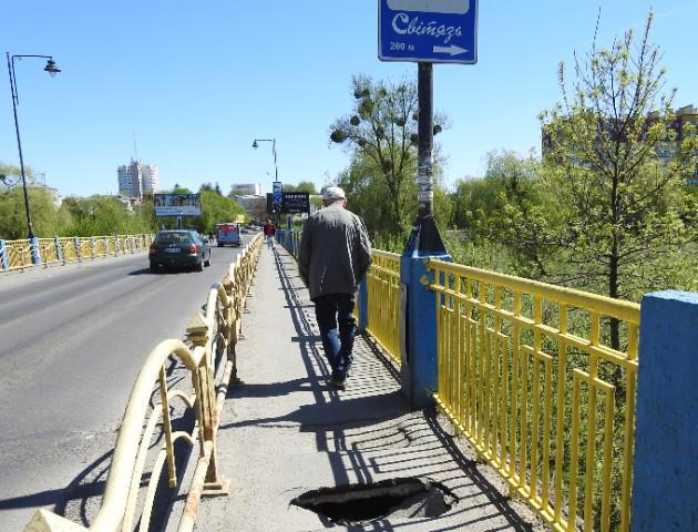 Міст на Шевченка у Луцьку хочуть розширити