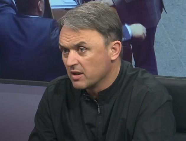 «Мене не повідомляли про візит Яценюка на Волинь», – нардеп Ігор Лапін