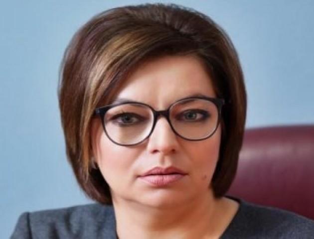 Олена Палагута - спікер луцької «Школи свідомого громадянина»