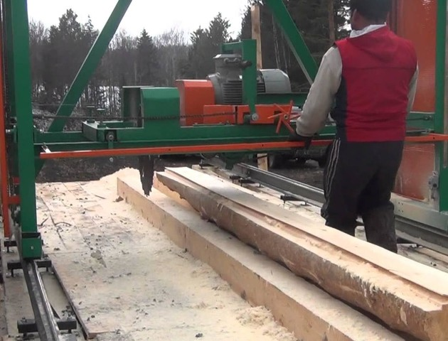 На Волині більшість деревопереробних підприємств працює нелегально. ВІДЕО
