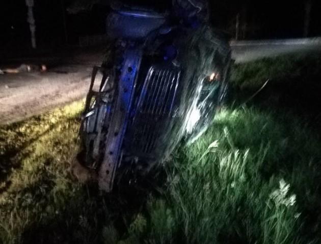 У поліції прокоментували смертельну аварію біля Луцька
