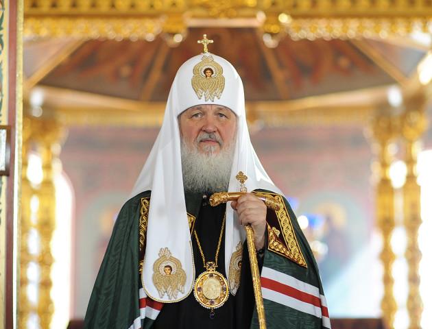 «Це неприпустимо», - глава РПЦ Кирил про створення незалежної церкви в Україні