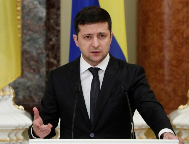 Українці стали менше довіряти Зеленському, - соцопитування