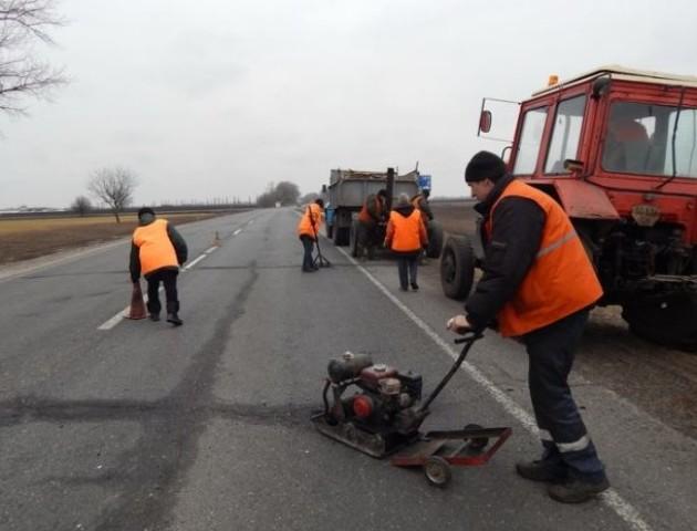 На ремонт волинських доріг у 2019-му витратять майже півмільярда гривень